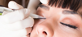 Wimpern & Make-up